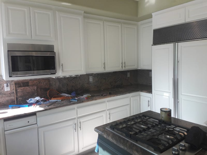 Cabinet Refinishing and Painting San Diego